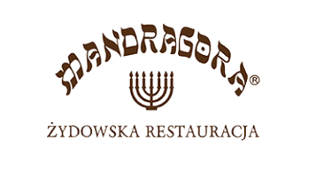 Logo Mandragora Restauracja Żydowska