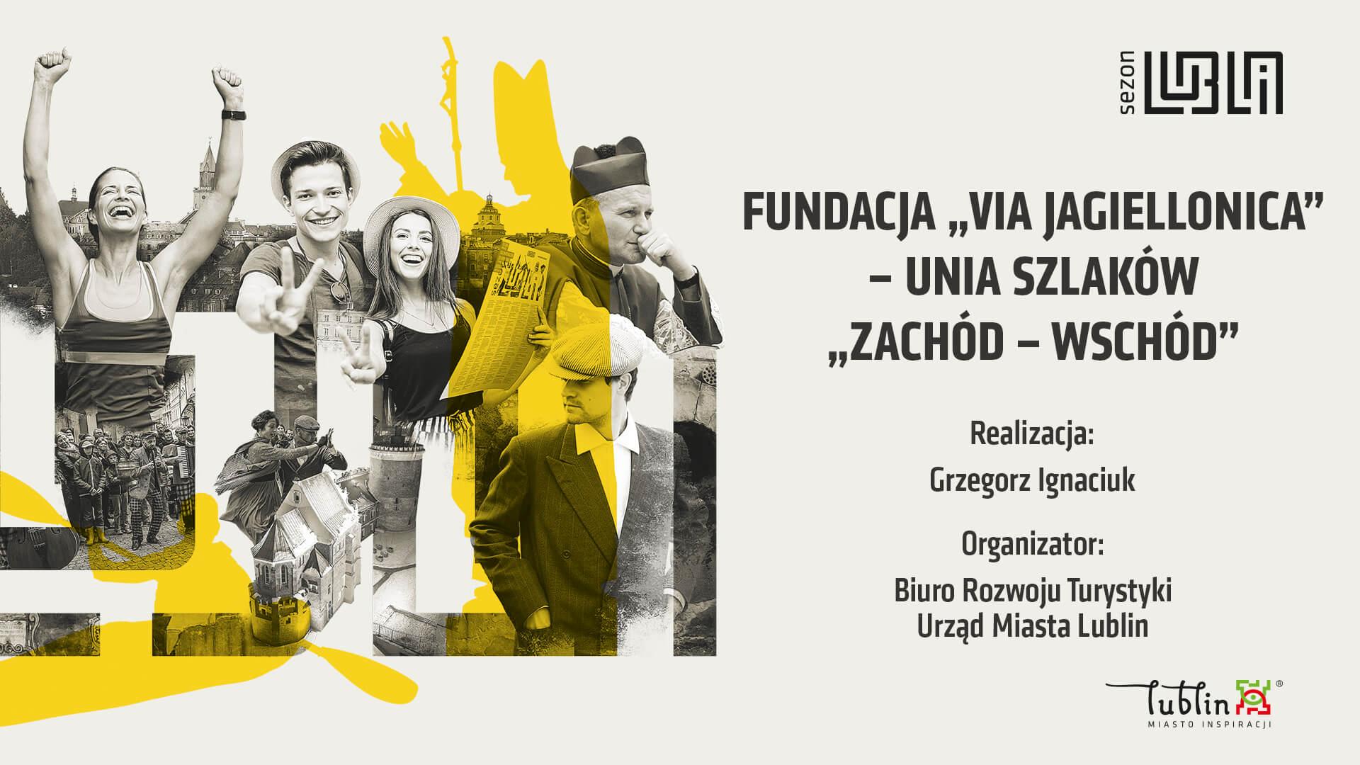 Plansza Fundacja Via Jagiellonica