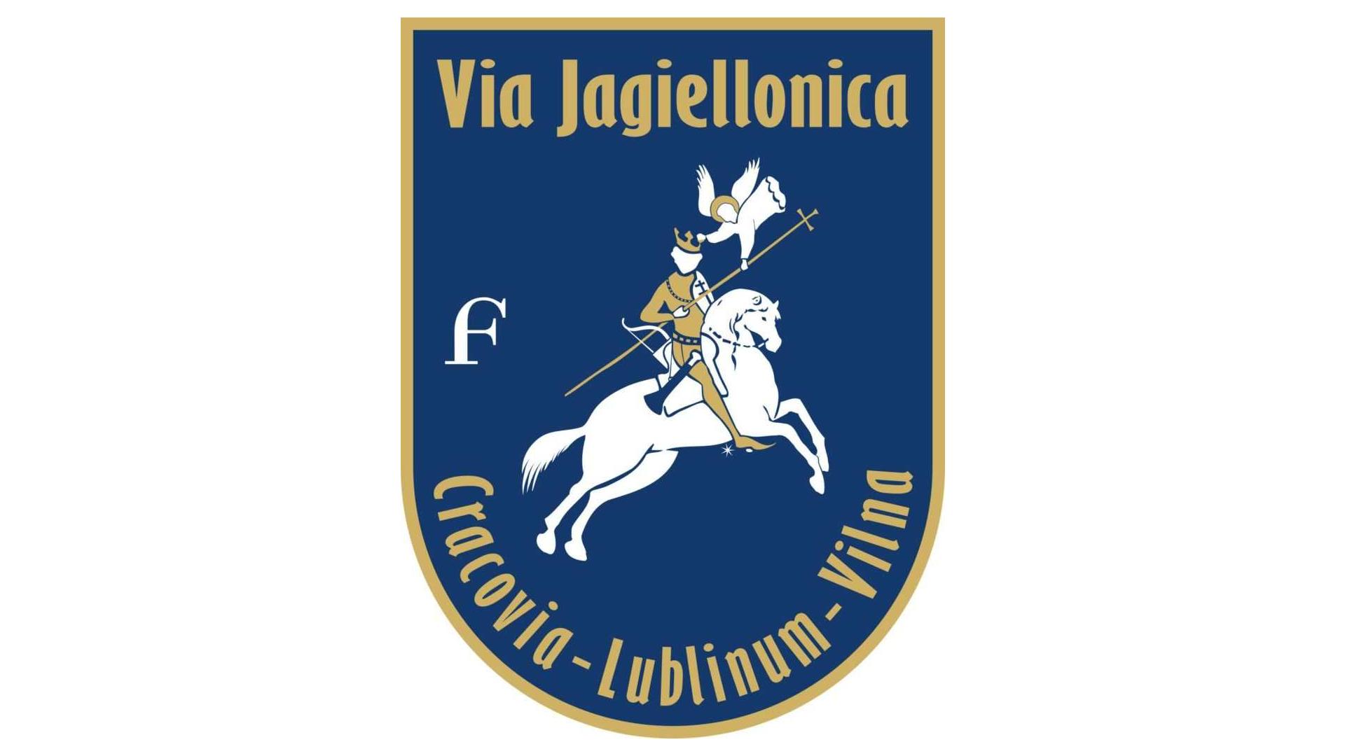 "Logo Fundacji ""Via Jagiellonica"""