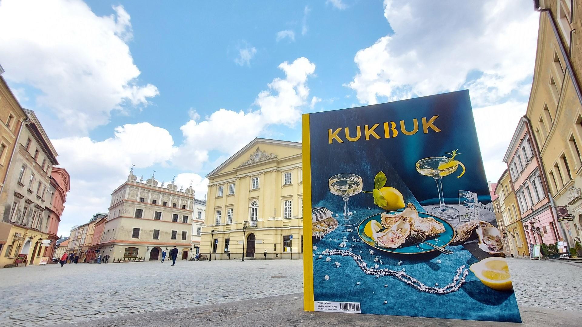 Katalog KUKBUK - Rynek Starego Miasta w Lublinie