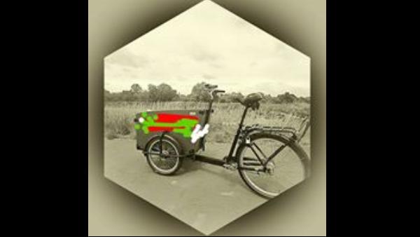 Garden Bike logo