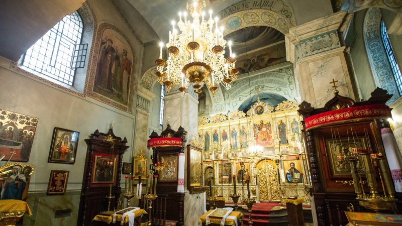 Cerkiew Prawosławna pw. Przemienienia Pańskiego