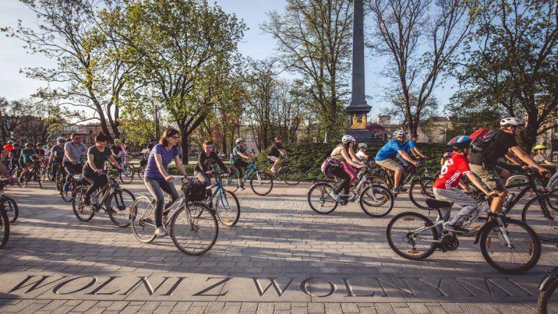 Wycieczka rowerowa Lublin