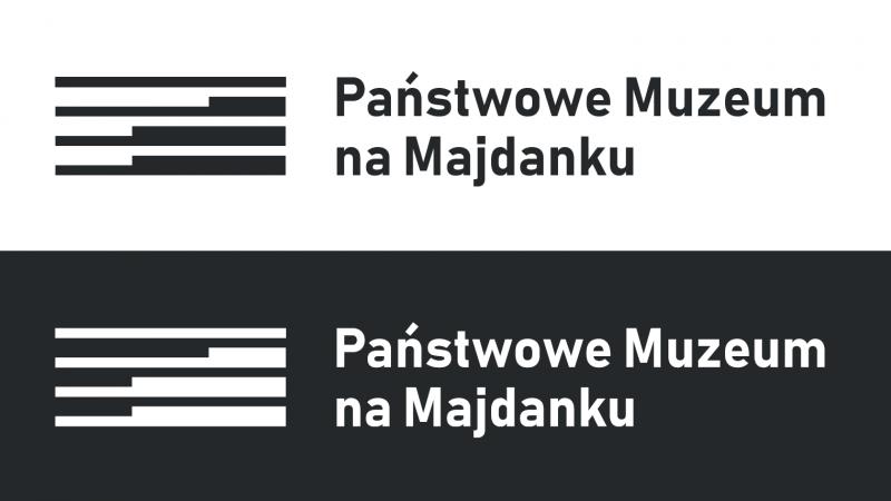 Logo Państwowego Muzeum na Majdanku