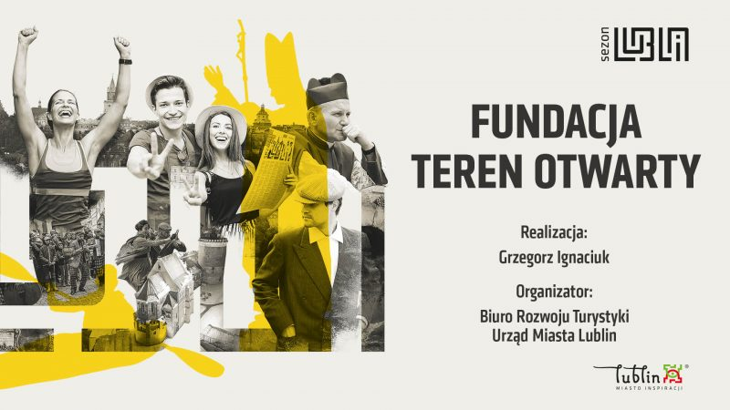 Plansza Fundacja Teren Otwarty