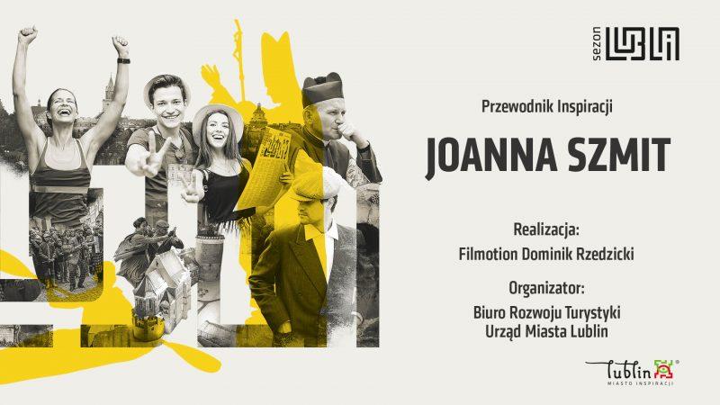 Plansza Joanna Szmit, Przewodnik Inspiracji