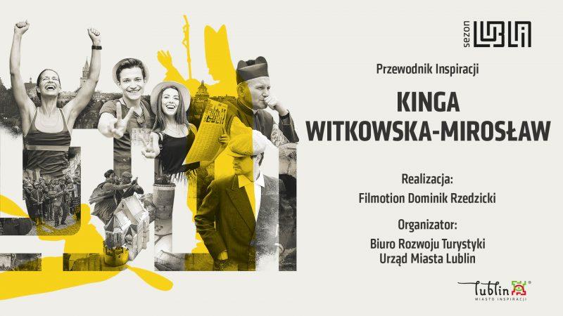 Plansza Kinga Witkowska Mirosław, Przewodnik Inspiracji