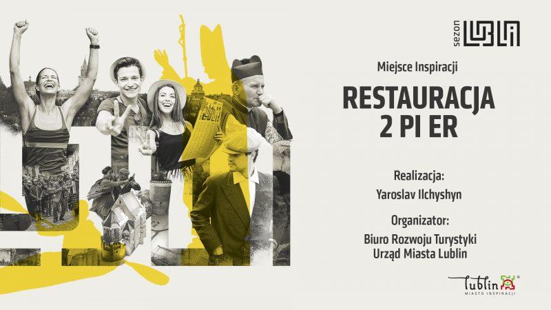 Plansza Restauracja 2 PI ER