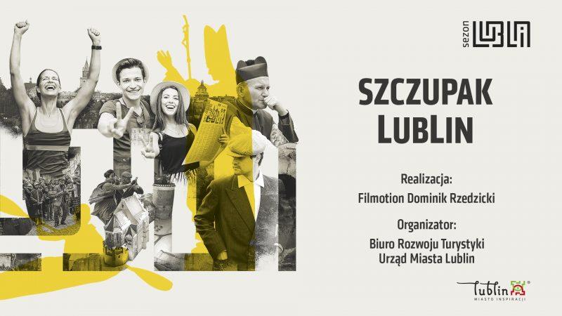 Plansza Szczupak Lublin pamiątki i turystyka