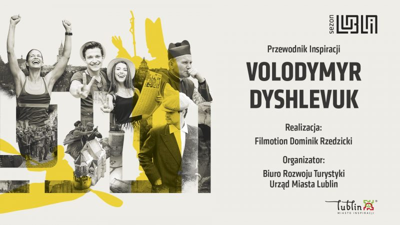 Plansza Volodymyr Dyshlevuk, Przewodnik Inspiracji