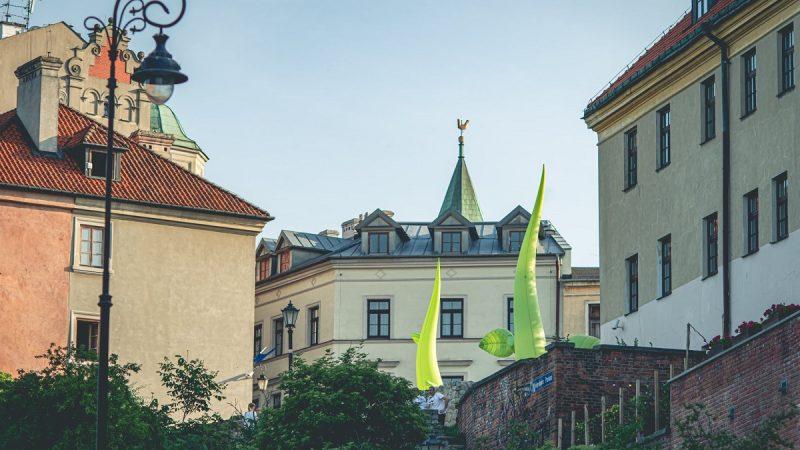 Stare Miasto w Lublinie. Plac po Farze