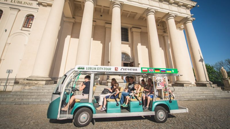 Lublin City Tour Szlak wielokulturowy