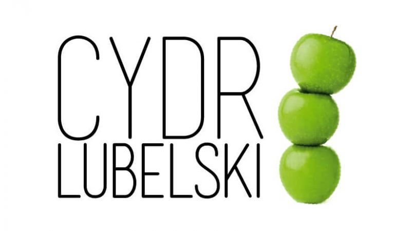 Logo marki Cydr Lubelski