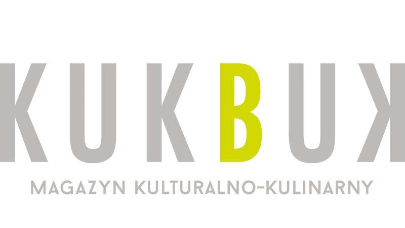 Logo magazynu kulinarnego Kukbuk