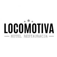 logo restauracja Locomotiva