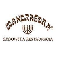 Logo Restauracji Żydowskiej Mandragora